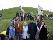 Porta un Fiore a Monte Sole 25 aprile 2004