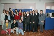 Presidente Scalfaro alla Scuola di Pace 2003